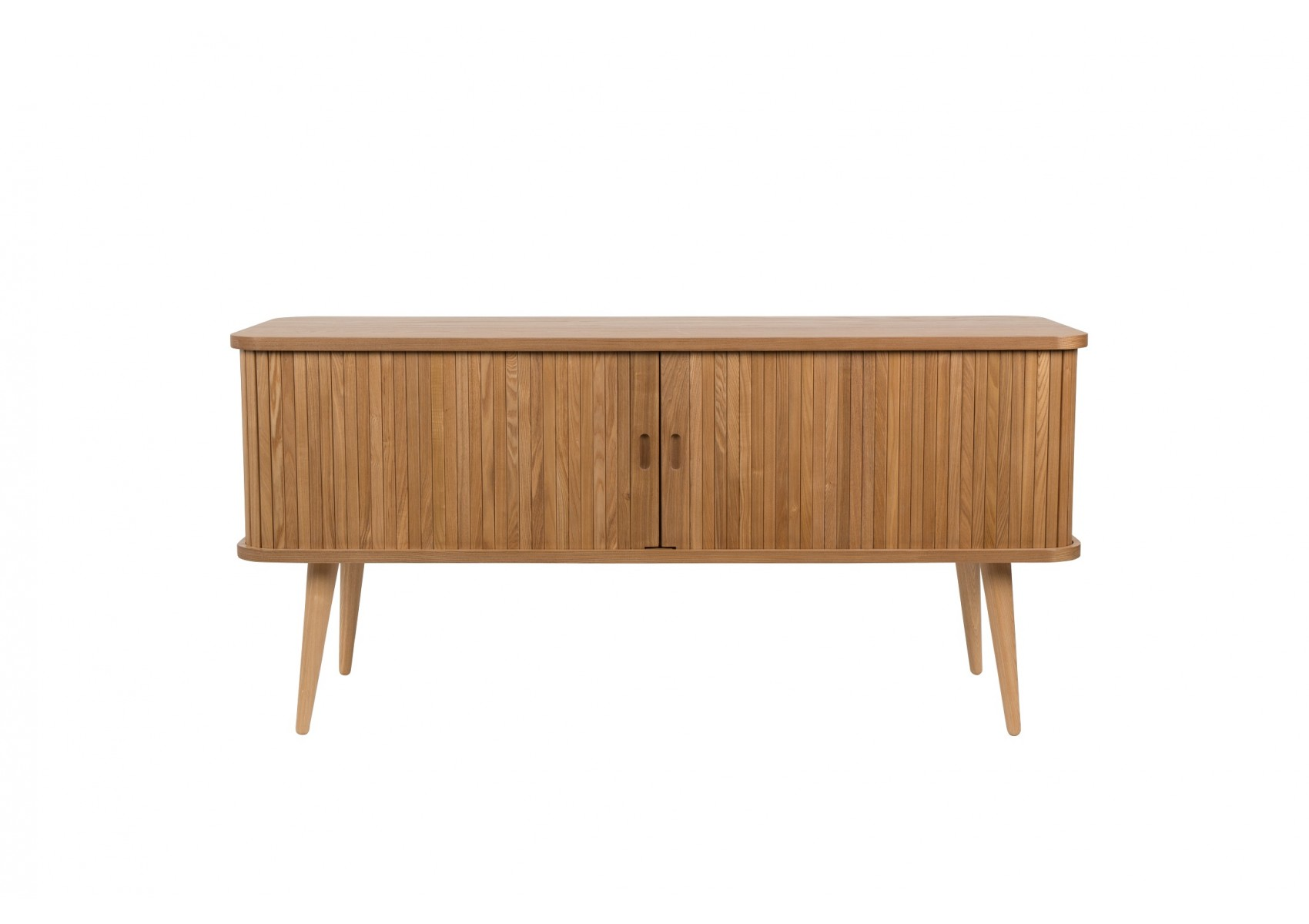 Buffet En Bois Au Design Scandinave Sideboard Barbier Par Zuiver # Meuble Tv Design Suedois