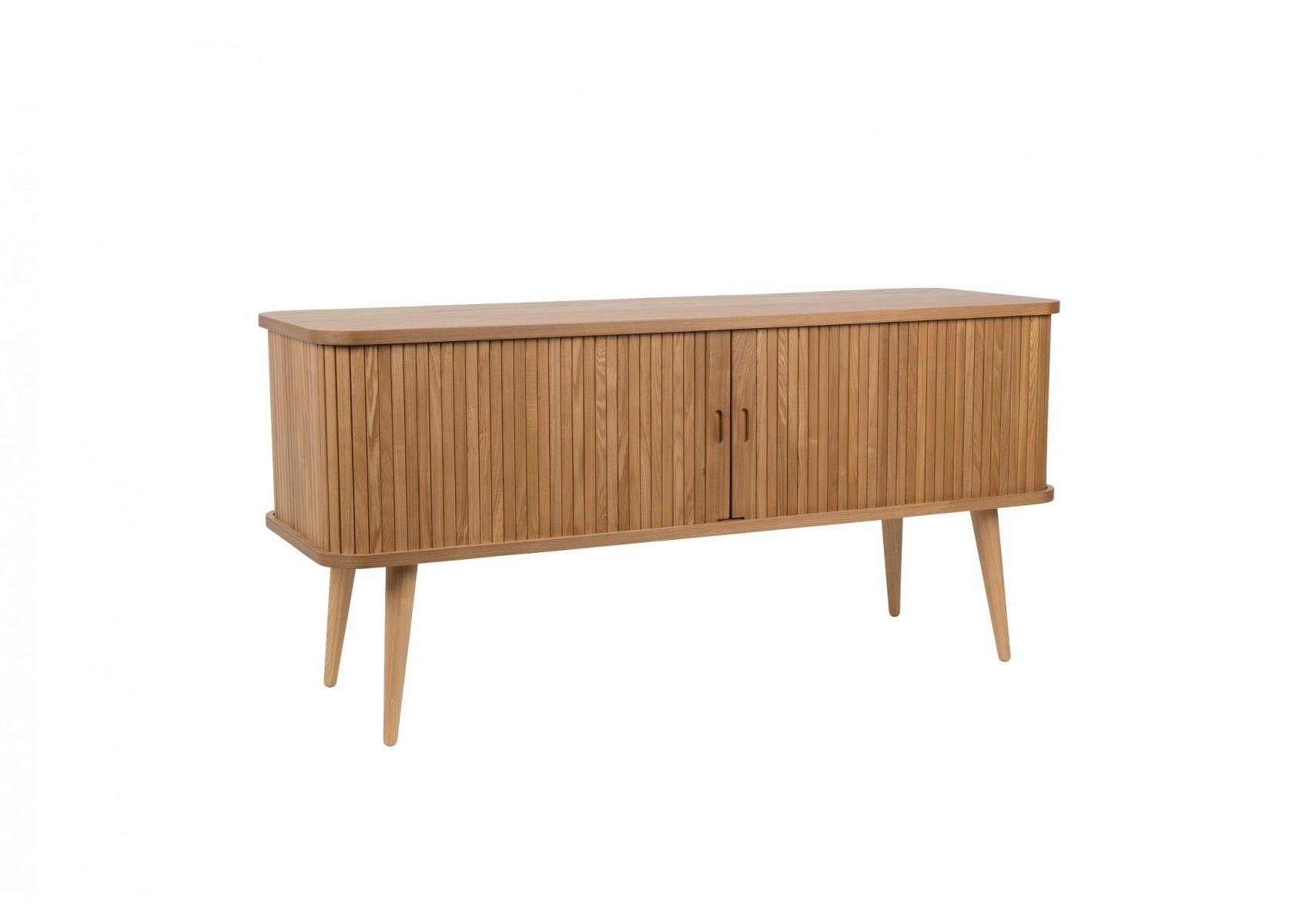 Buffet en bois au design scandinave SIDEBOARD BARBIER par Zuiver