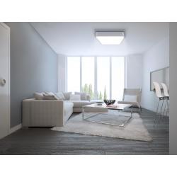 Plafonnier design-  grand modèle rectangulaire- Cumbuco