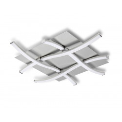 Plafonnier design LEDcarré - Nur XL