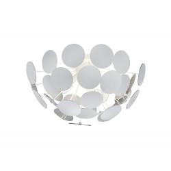 Plafonnier design en métal- Discalgo