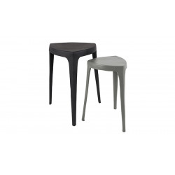 Set de deux tables design Tiga par Zuiver