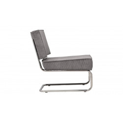 Fauteuil design Ridge Lounge Rib