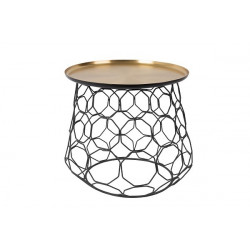 Table d'appoint design Moulin test