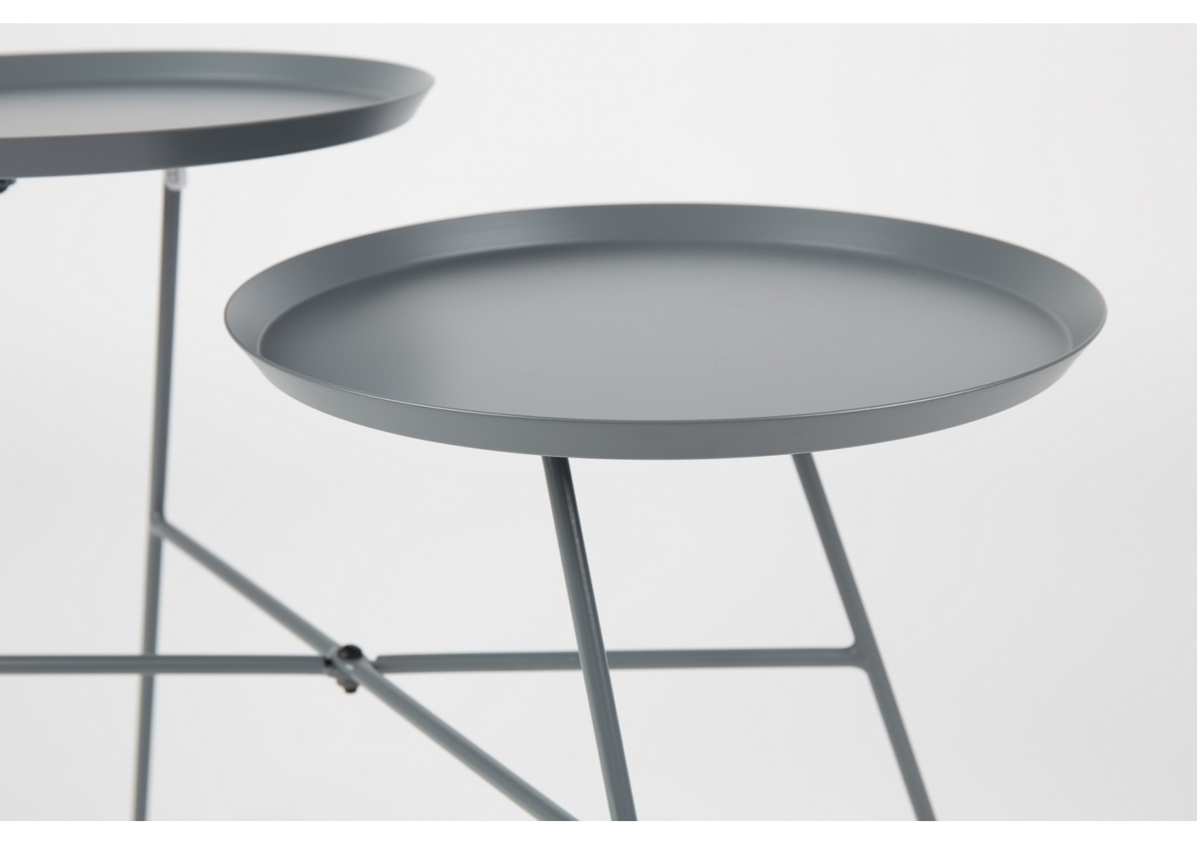 Table d 39 appoint design de la collection indy de chez boite - Table d appoint design ...