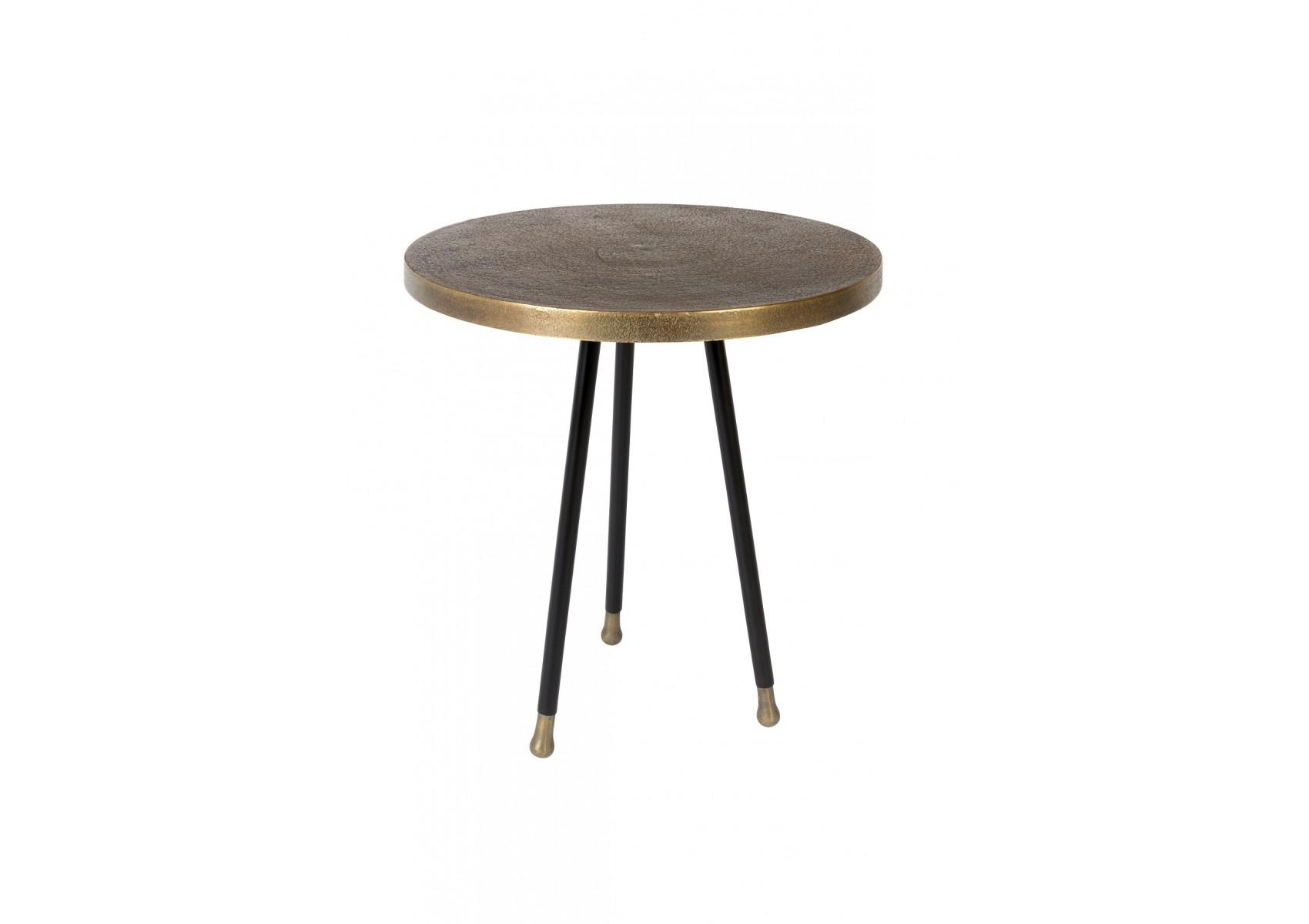 trio de tables d 39 appoint design de la collection alim de dutch bone. Black Bedroom Furniture Sets. Home Design Ideas
