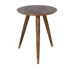 Table d'appoint design Bast