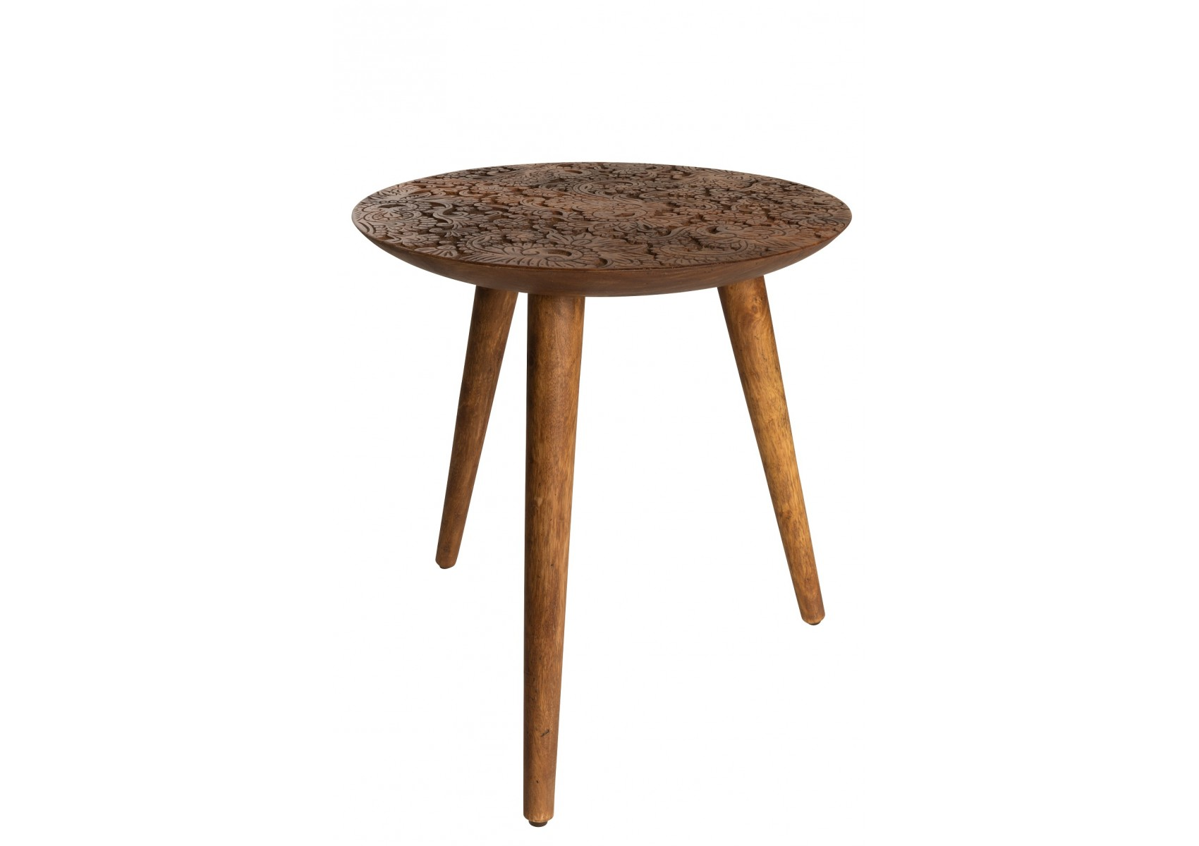 Table d 39 appoint design de la collection by hand de chez - Tables d appoint design ...