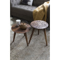 Table d'appoint design By Hand L