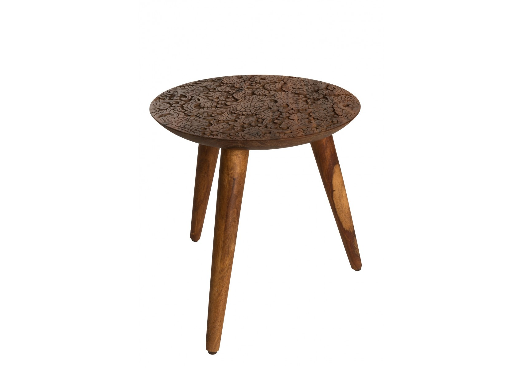 Table d 39 appoint design de la collection by hand de chez - Table d appoint design ...
