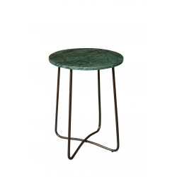 Table d'appoint design Emerald
