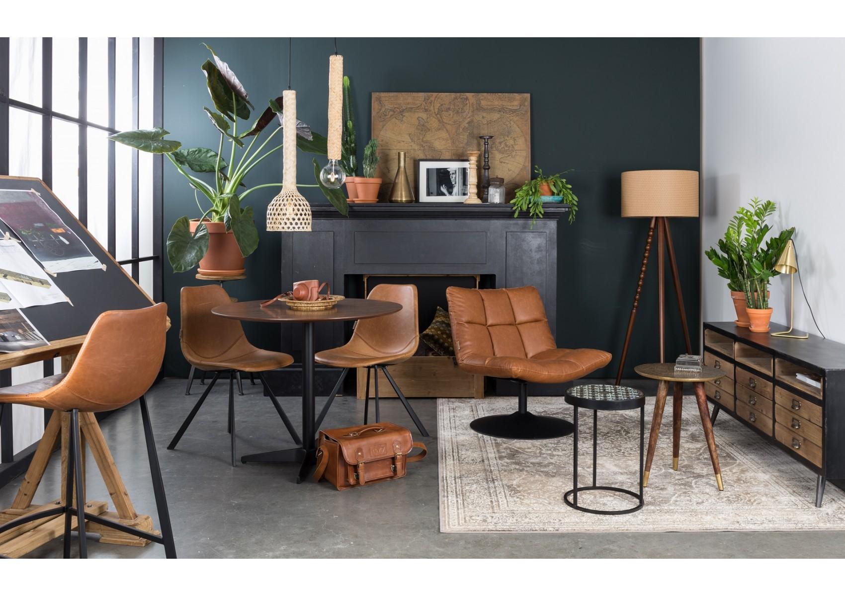 table d 39 appoint design de la collection sari de chez ducth. Black Bedroom Furniture Sets. Home Design Ideas