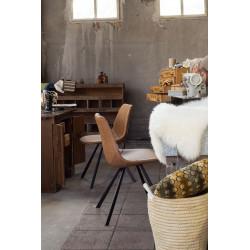 Chaise vintage Franky par Dutchbone