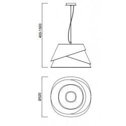 Suspension design Alboran par Mantra