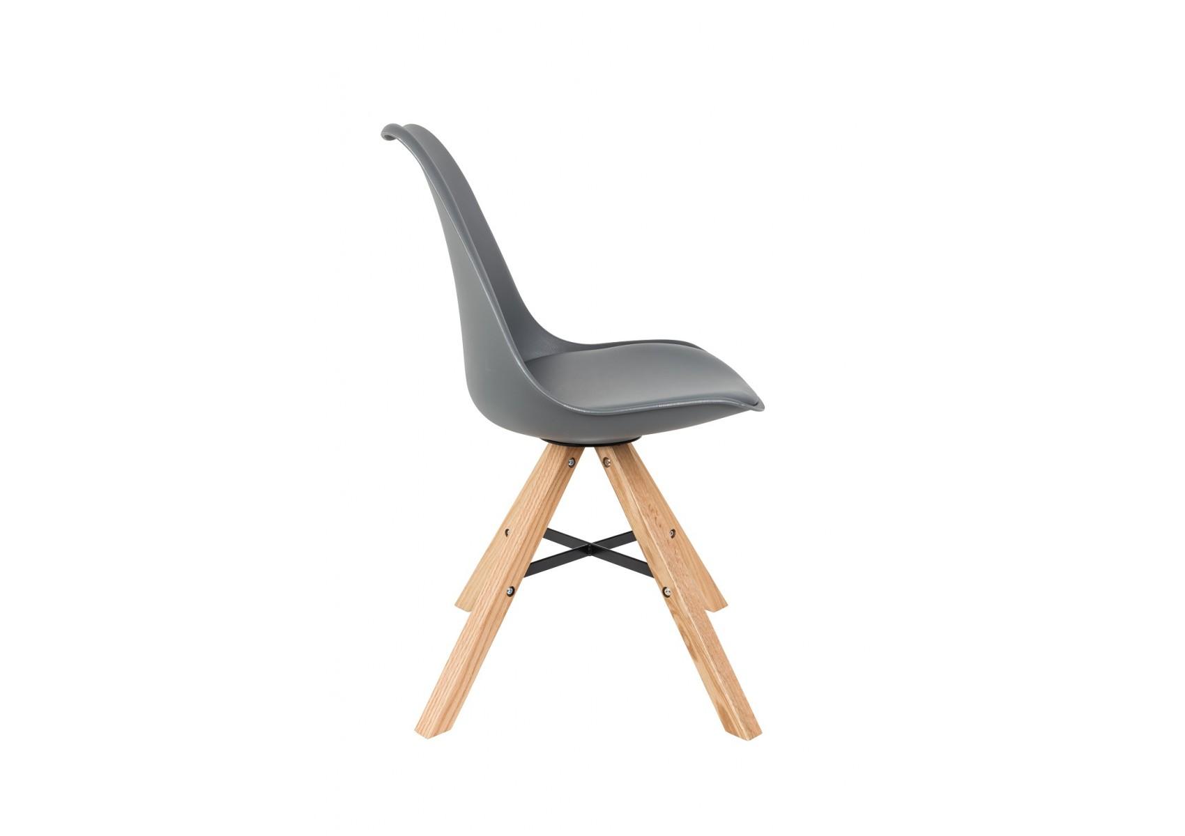 chaise scandinave kell design. Black Bedroom Furniture Sets. Home Design Ideas