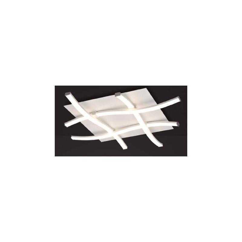 Suspension Nur Blanco à variateur 34W par Mantra