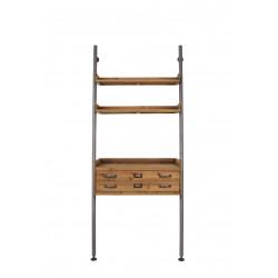 Etagère industrielle Shelf Rook - Boite à design