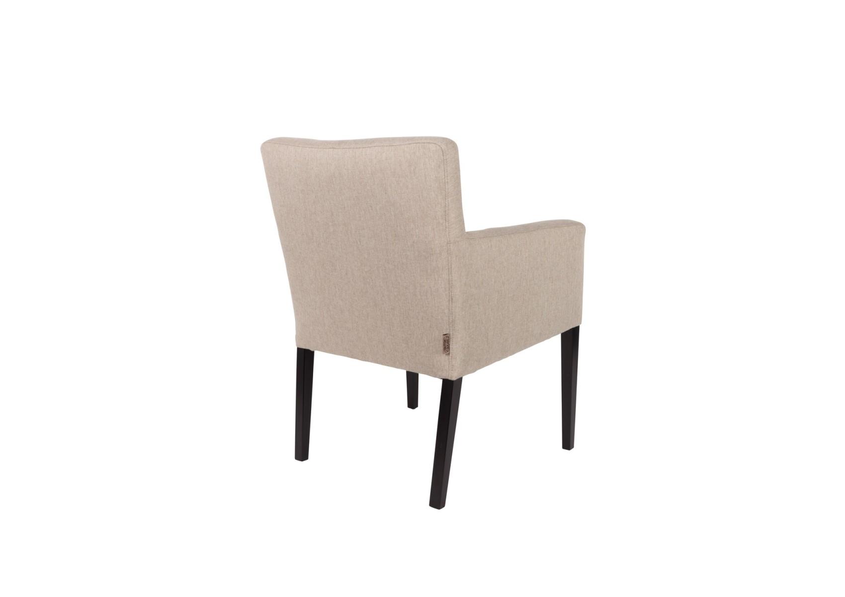 fauteuil de salon avec accoudoirs design aaron dutch bone. Black Bedroom Furniture Sets. Home Design Ideas