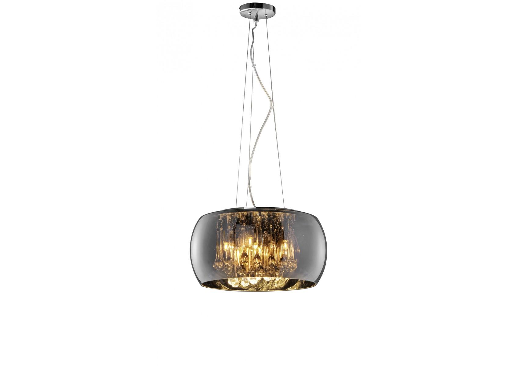 suspension design vapore en verre boite design. Black Bedroom Furniture Sets. Home Design Ideas