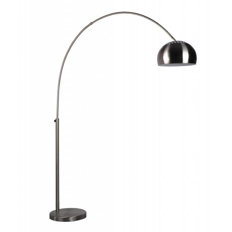 Lampadaire design en arc Metal BOW XXL 204cm - Boite à design
