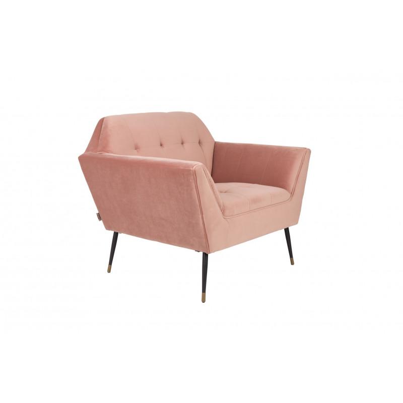 Fauteuil de salon design Kate - Dutch Bone