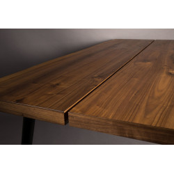 Table de salon industrielle Alagon - Dutchbone