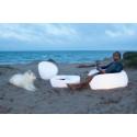 Pouf design lumineux- Cool Extérieur