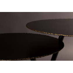 Lot de 2 tables basses Stalwart - Dutchbone