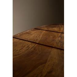 Lot de 2 Tables basses en bois Sham - Dutchbone