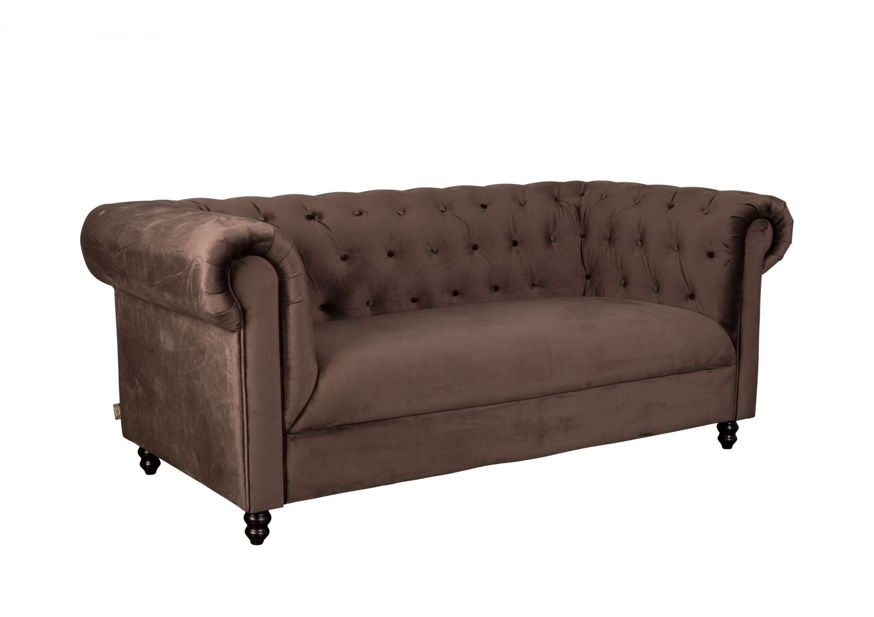 Canap design en tissu de la collection chesterfield de - Canape chesterfield but ...