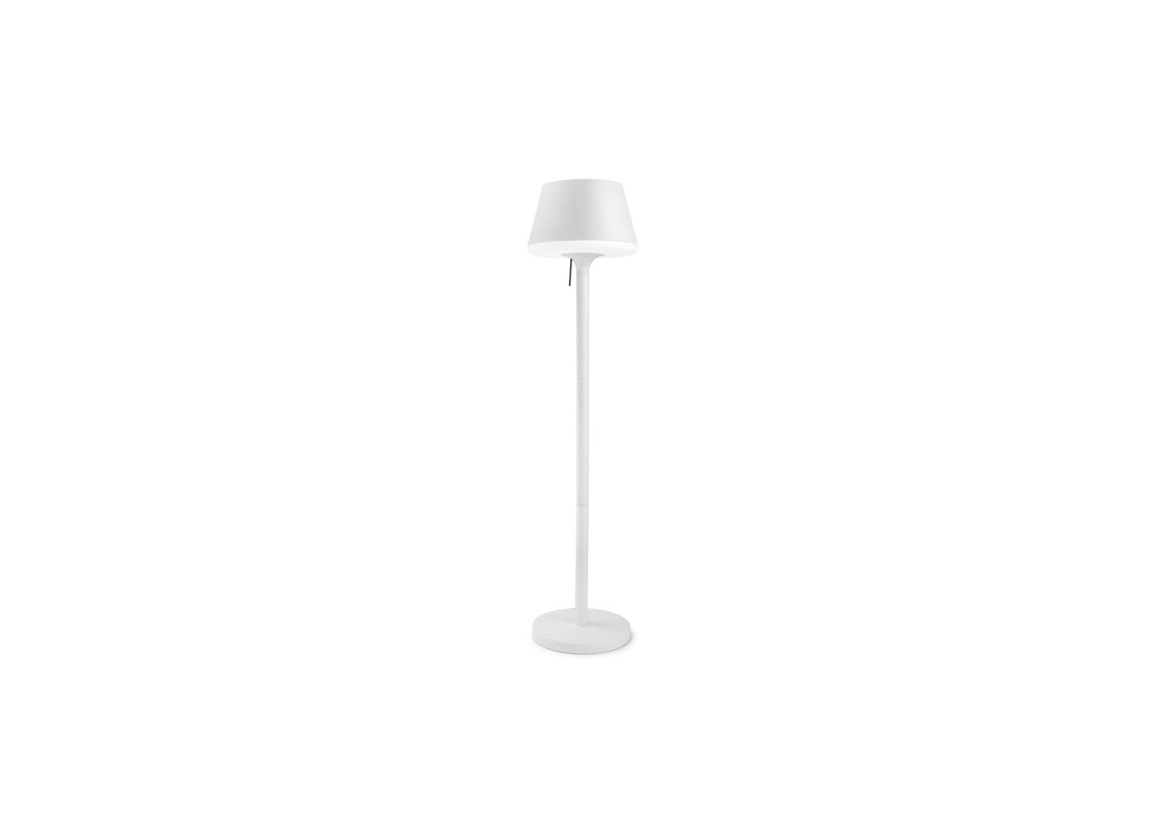 lampadaire d 39 ext rieur moonlight disponible en blanc ou. Black Bedroom Furniture Sets. Home Design Ideas