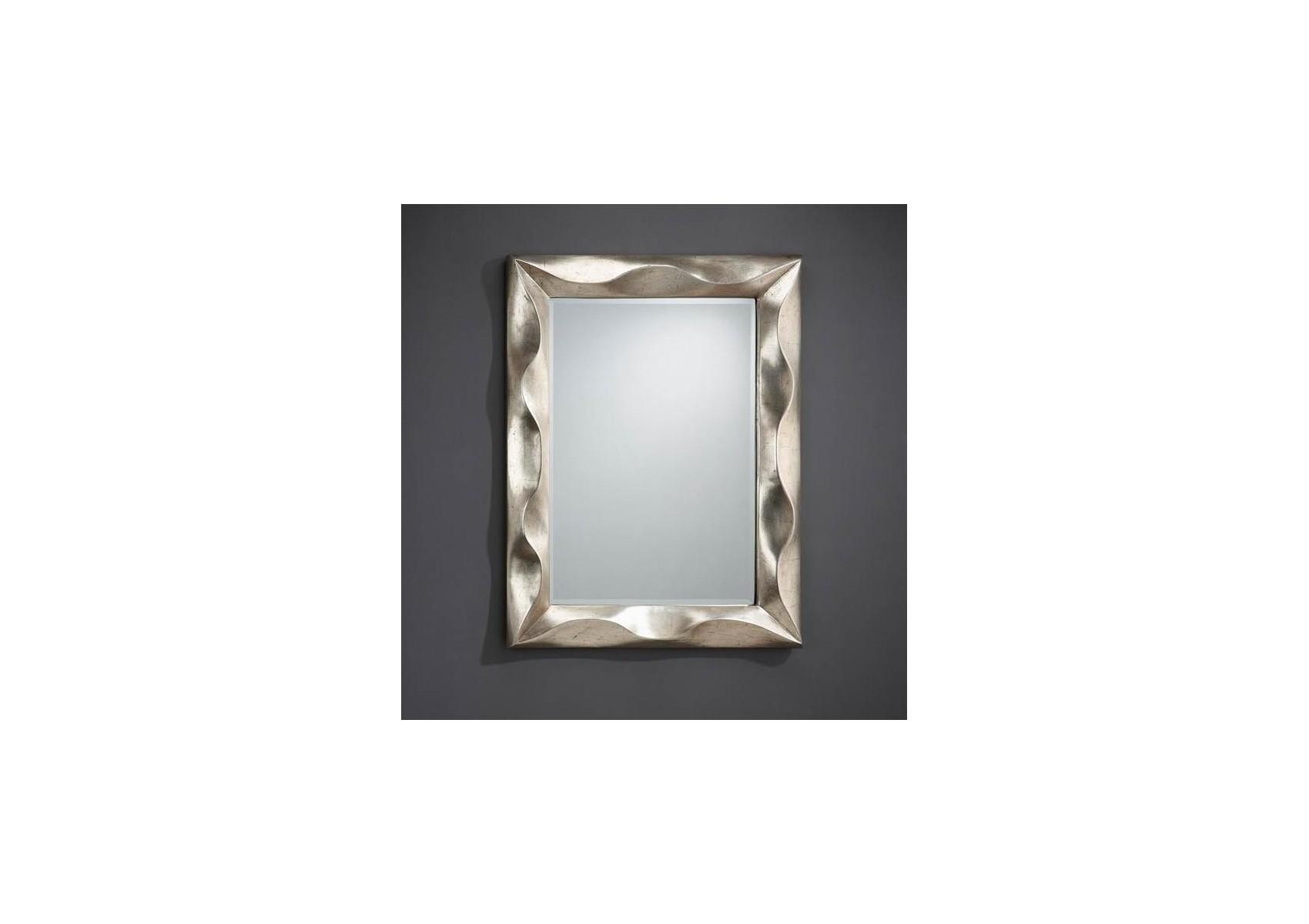 Miroir original design rectangulaire - ALBORAN - deco schuller