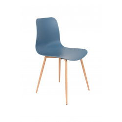 Chaises scandinave Leon - Boite à design - Lot de 2