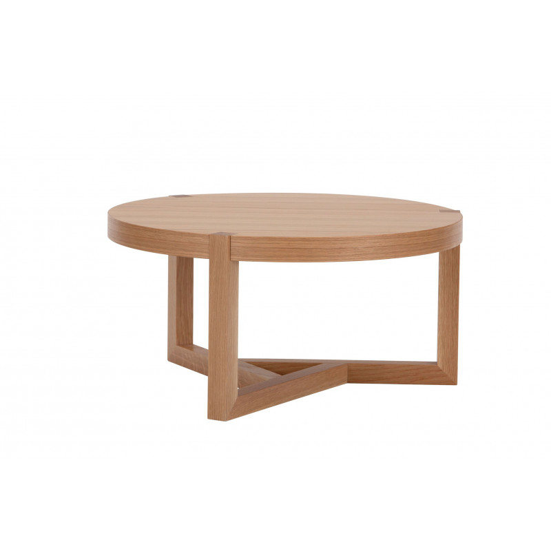 Table basse ronde Brentwood