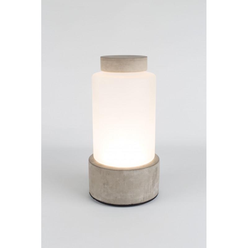 Lampe de table et vase imperméable REINA - Zuiver