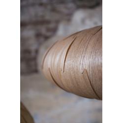 Suspension en bois Bond ovale - Dutchbone
