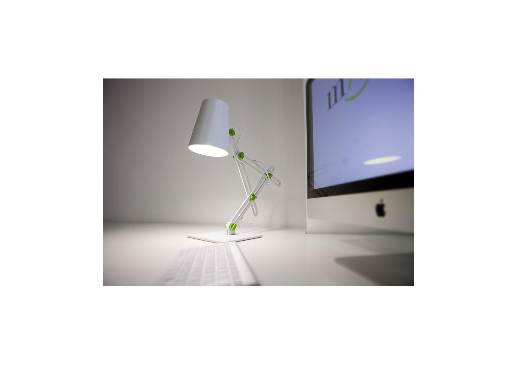 Lampe de bureau looker design boite design - Lampe de bureau design ...