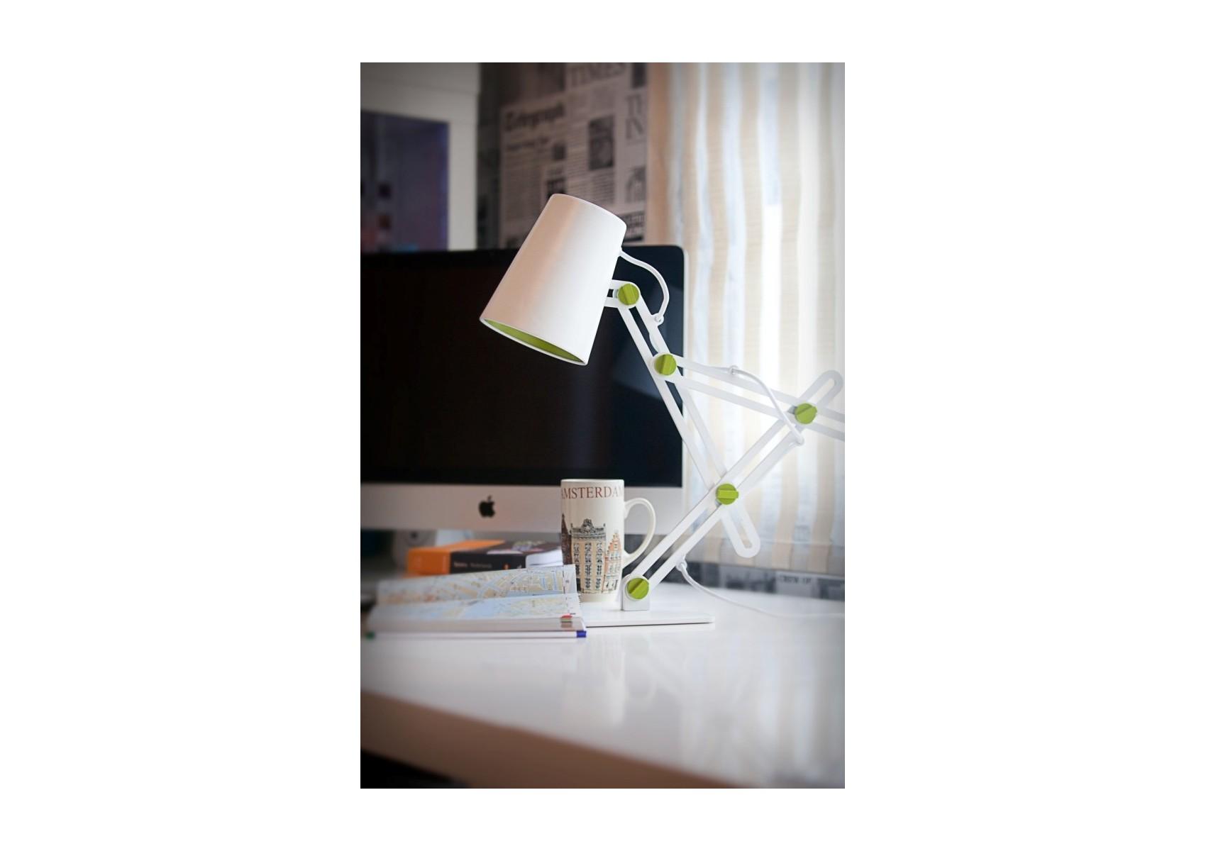 Lampe de bureau LOOKER design Boite à design