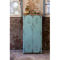Grand casier en métal vintage RUSTY - Dutchbone