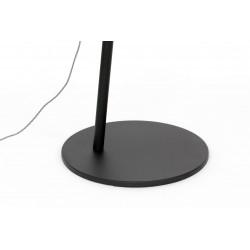 Lampadaire design réglable noir Tokio