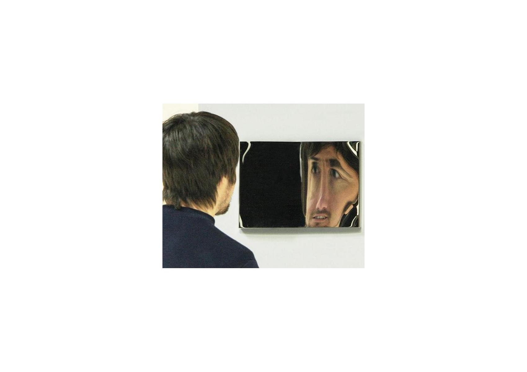 Miroir d formant design petit mod le de la marque vidame for Miroir deformant