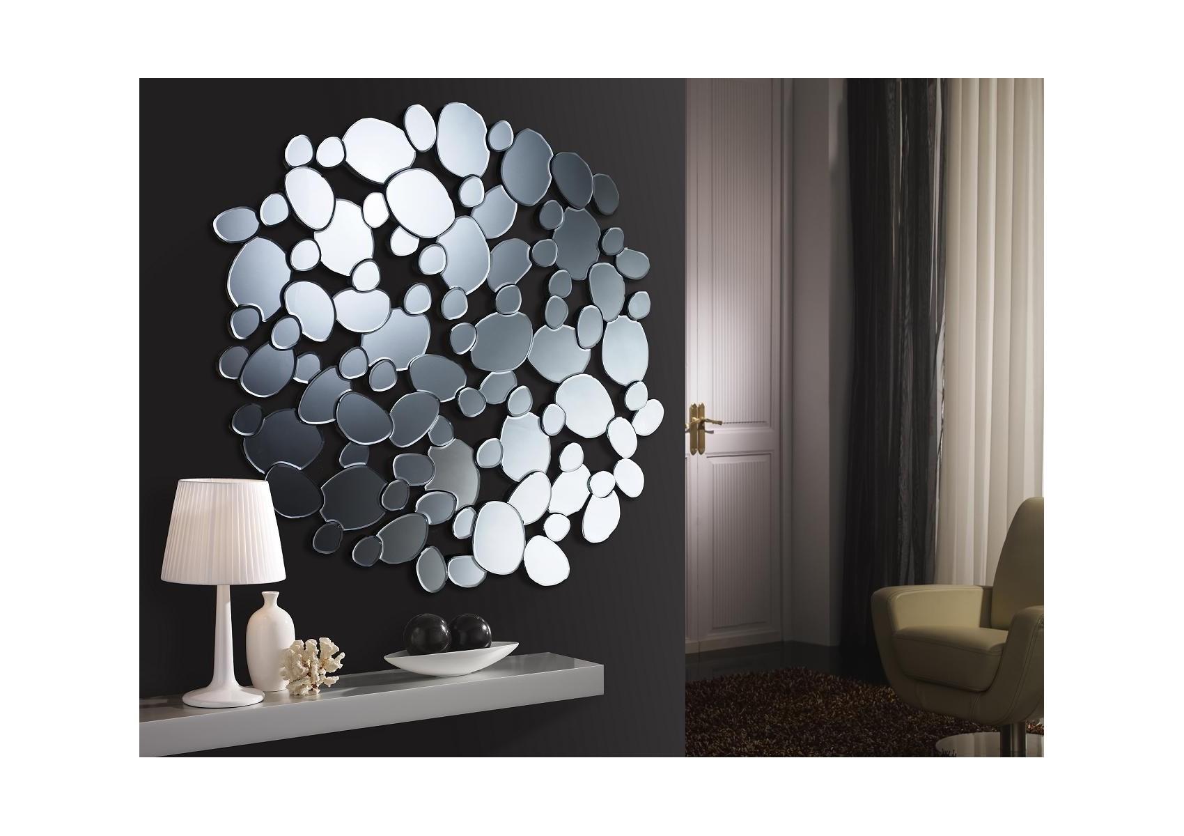 Miroir original design Petra round mirror