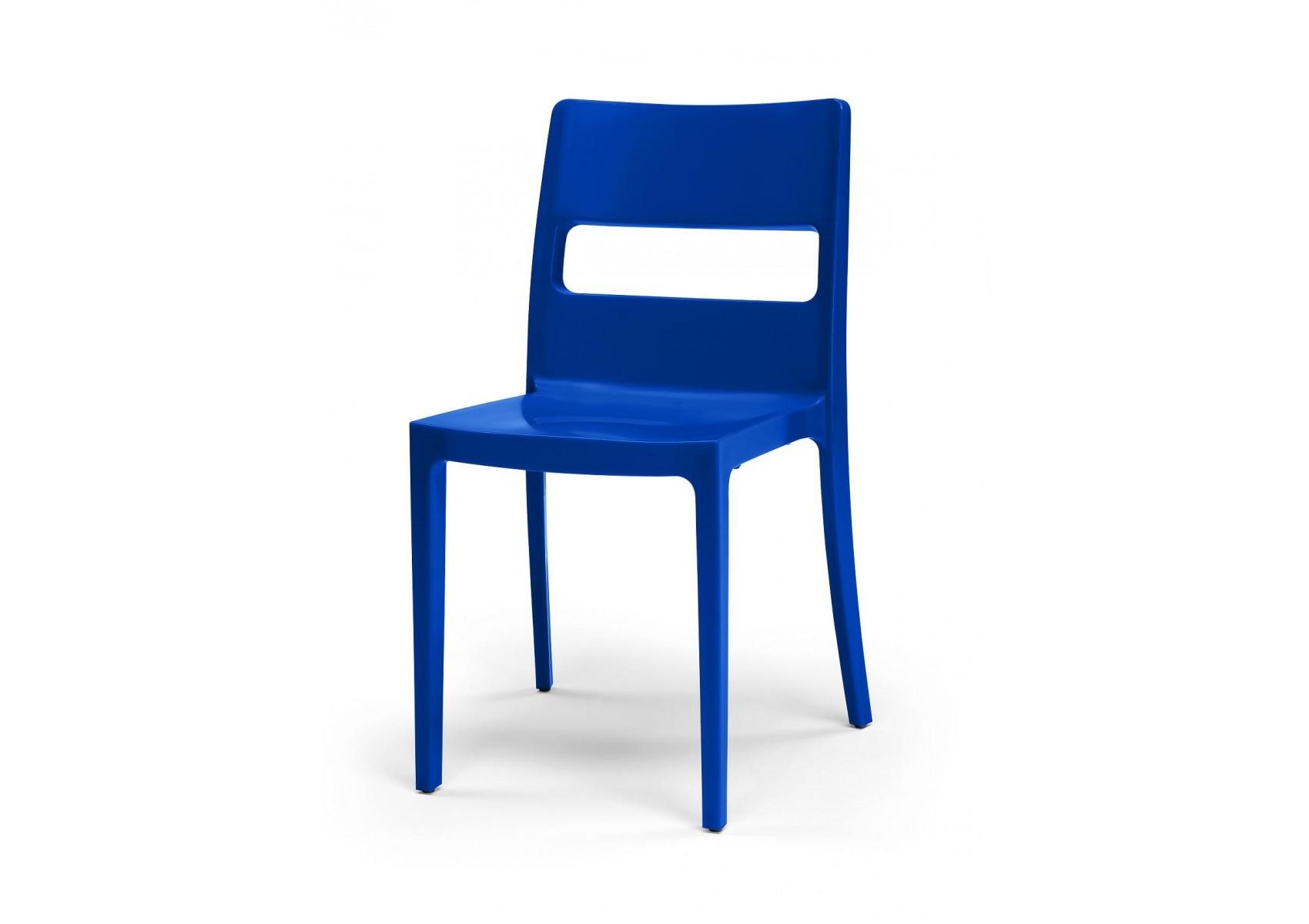 Chaise design de jardin sai for Lot de 6 chaises design