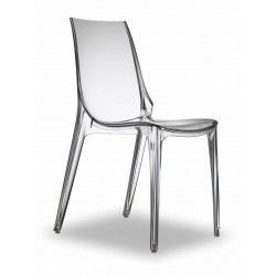 Chaise design contemporaine - VANITY par Scab