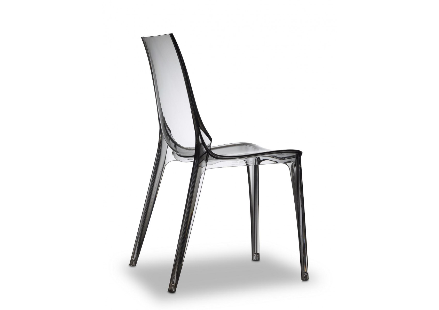 Chaise design contemporaine mod le vanity de scab for Modele de chaises design