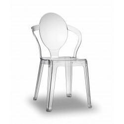 Chaise design - SPOON - vendu à l'unité - deco