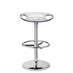 Tabouret de bar design - ZOE TWIST - deco originale