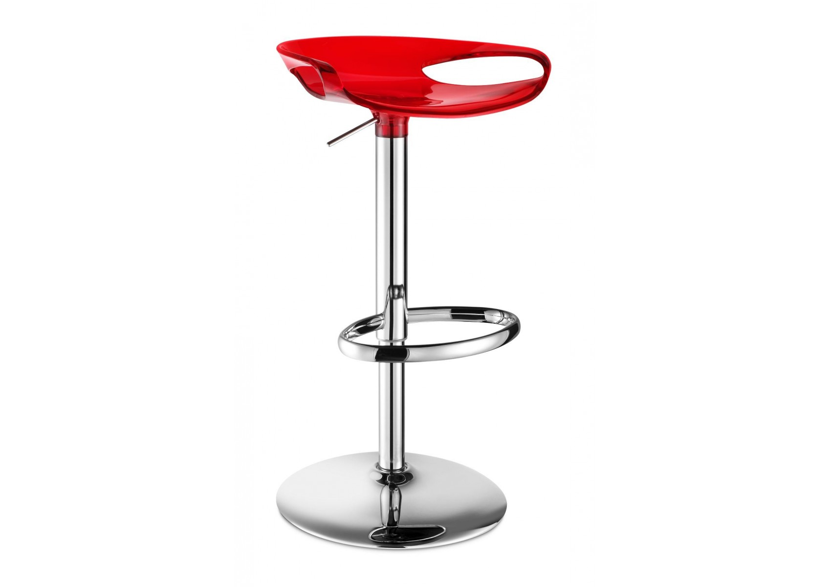 tabouret de bar r glable zoe par scab design. Black Bedroom Furniture Sets. Home Design Ideas