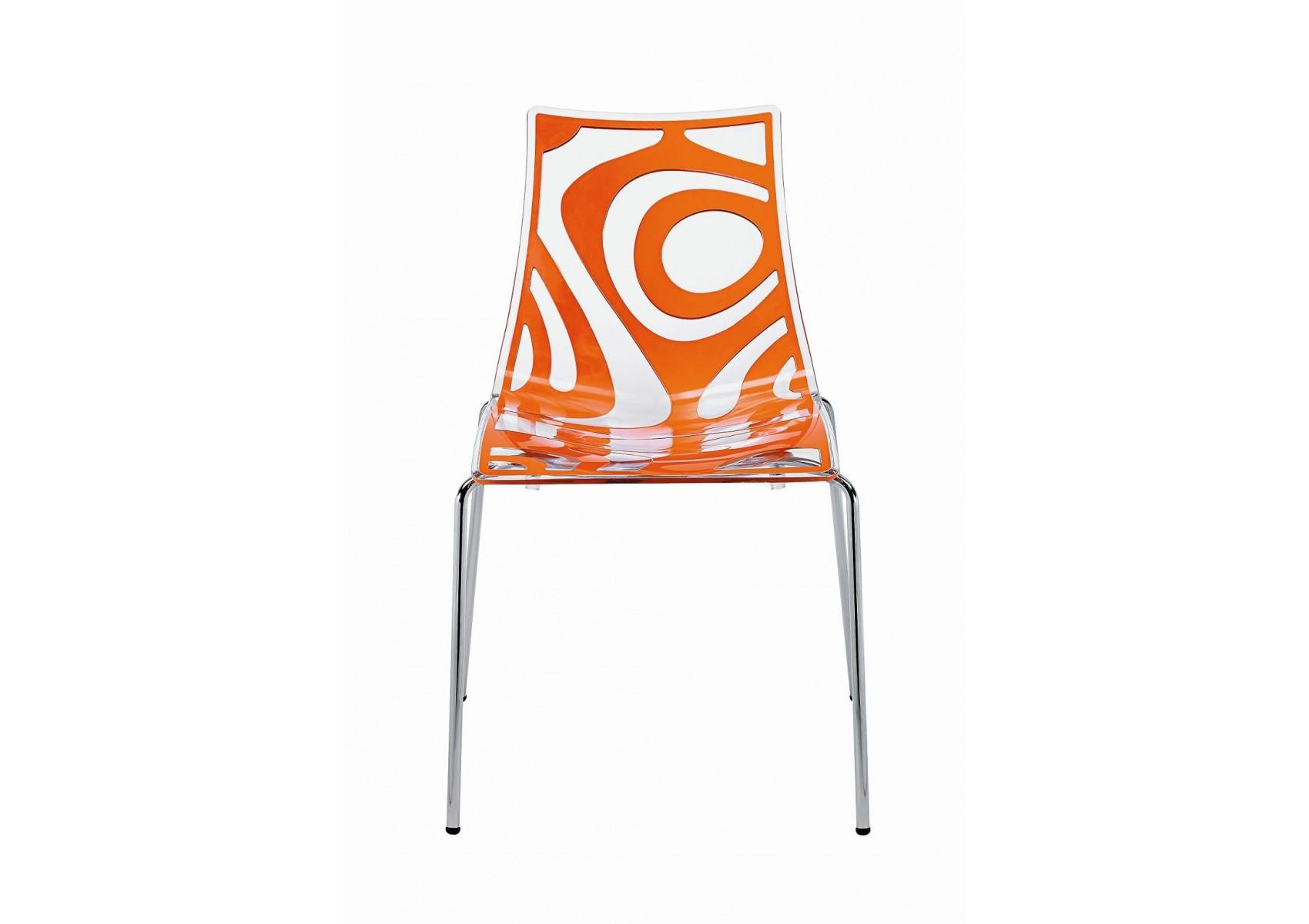 Chaise design WAVE par Scab design Boite à design