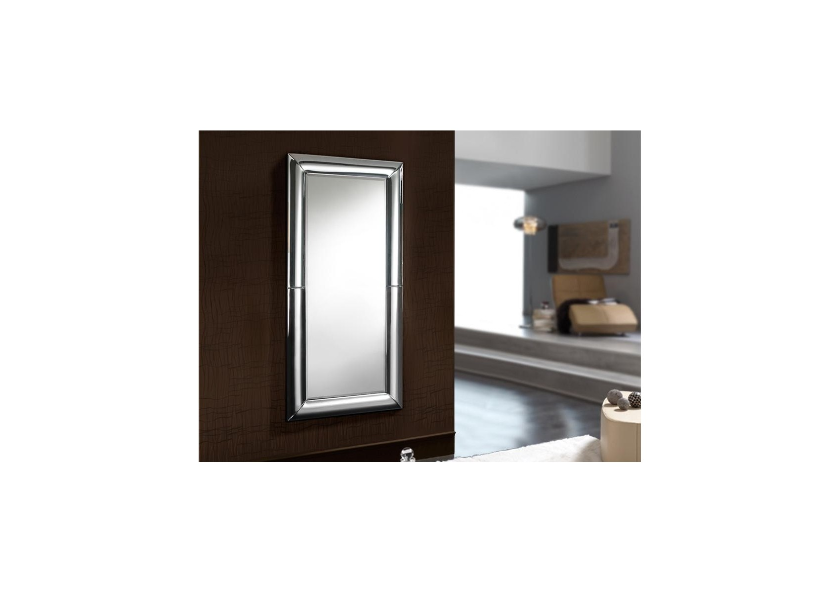 Miroir design curves deco originale schuller boite for Architecture originale